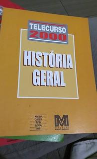 Telecurso 2000 1° História Geral