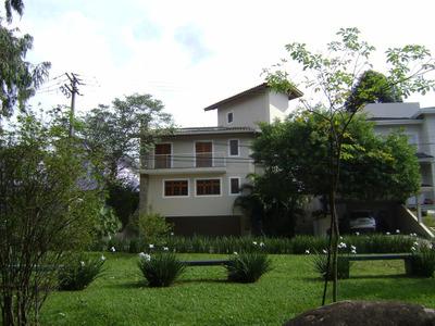 Casa Com 4 Dormitórios À Venda, 400 M² Por R$ 1.500.000 - Granja Viana Golf Village - Carapicuíba/sp - Ca12665