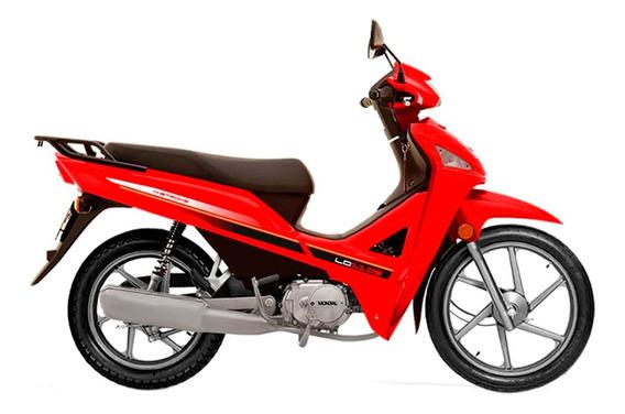 Mondial Ld 110 Aleación Retira Ya Solo Con Dni. Ciudad Moto