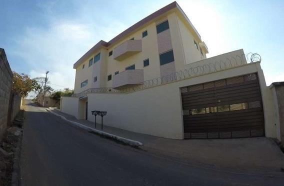 Apartamento Com 3 Quartos Para Comprar No Visao Em Lagoa Santa/mg - Blv4138