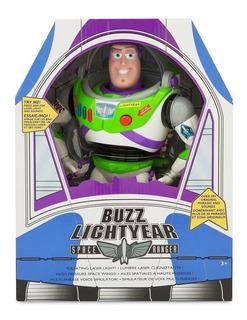 Toy Story Figura Buzz Lightyear Habla/luces Disney Original