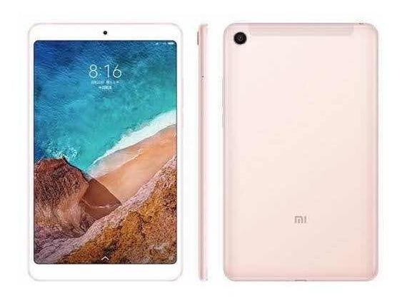 Tablet Xiaomi Mi Pad 4, Tela De 8 64gb/4gb Ram- Rose