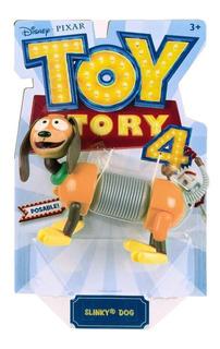 Toy Story 4 Figura De Slinky Dog Articulado