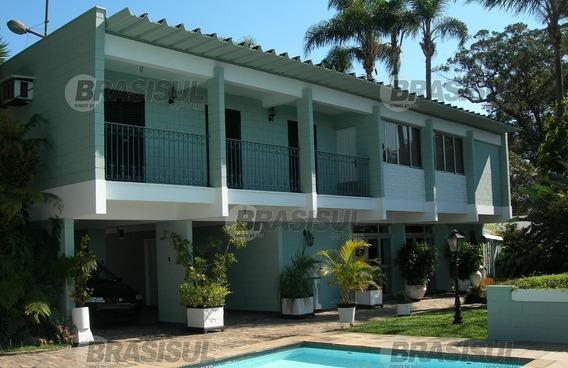 Casa Para Venda, 5 Dormitórios, Praia Da Lagoa - São Paulo - 4800