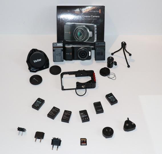Blackmagic Pocket Cinema Camera Bmpcc