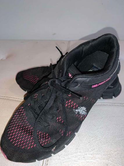 Zapatillas Polo Deportivas Importadas(us38)