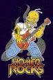 Poster - The Simpsons - Homer Rocks - Twentieth Century Fox