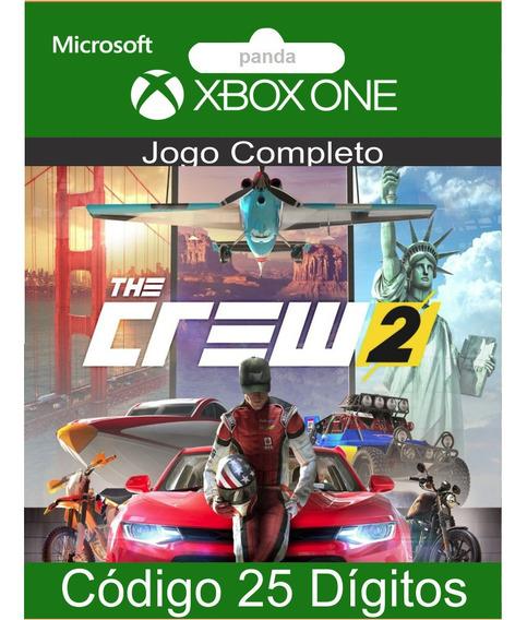 The Crew 2 Codigo 25 Digitos Para Xbox One Em Até 12x