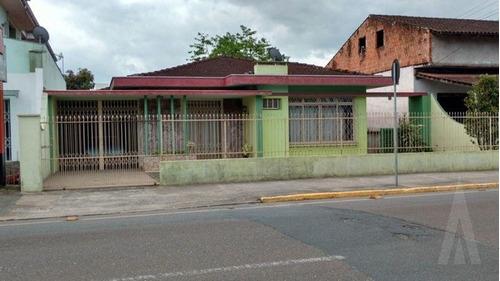 Casa No Iririú Com 1 Quartos Para Venda, 200 M² - Kc049