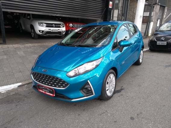 Fiesta Se Plus Automatico Financiamos S/ Entrada