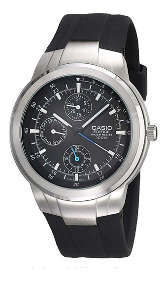 Reloj Análogo Casio Edifice Ef-305-1avcf Dial Múltiple