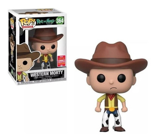 Funko Pop - Western Morty #364 - Limited Edition