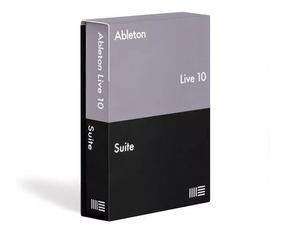 Promo Ableton Live Suite 10.1 + Sylenth1, Serum, Spire Etc.
