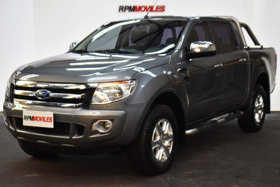 Ford Ranger 3.2 Xlt Doble Cabina 4x2 Manual 2016 Rpm Moviles