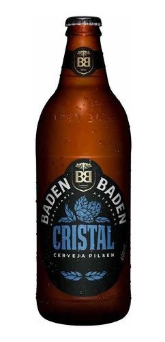 Cerveja Baden Baden Cristal 600ml 1 Unidade