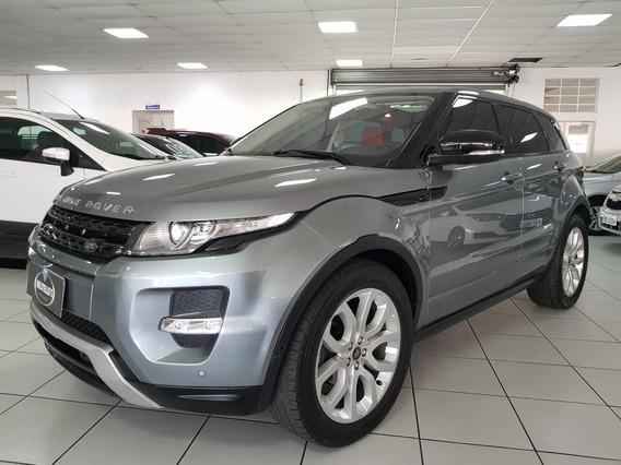 Land Rover Range Rover Evoque 2.0 4wd