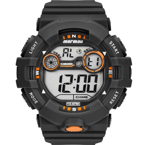 Relógio Digital Mormaii Masculino Digital Mo3610aa/8l
