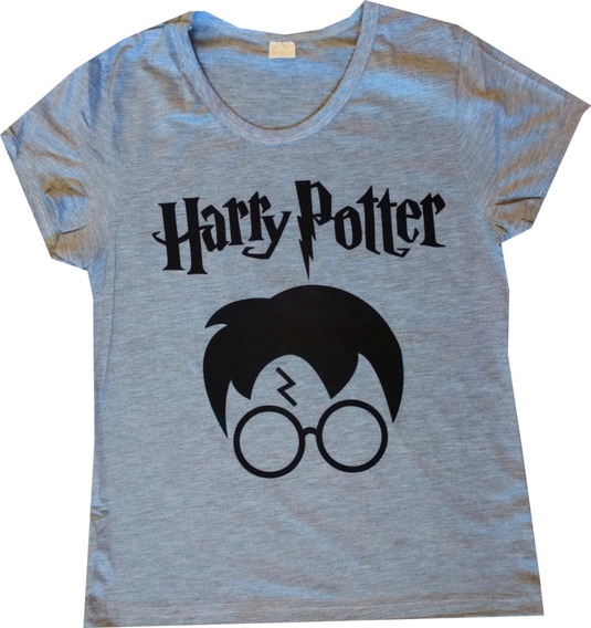 Blusa Baby Look Feminina Harry Potter Óculos Tumblr Barato!