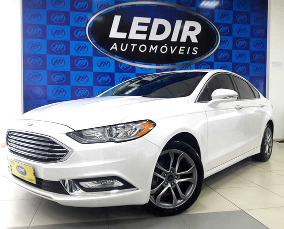 Ford Fusion Sel Gtdi 2.0 Automático 2017