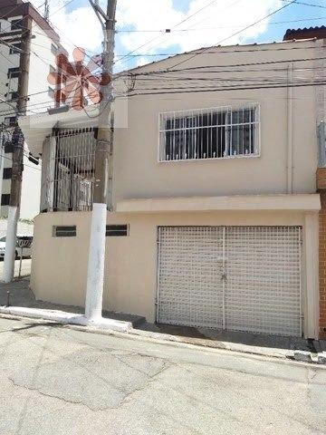 Imagem 1 de 14 de Casa Térrea Em Vila Araguaia  -  São Paulo - 5514