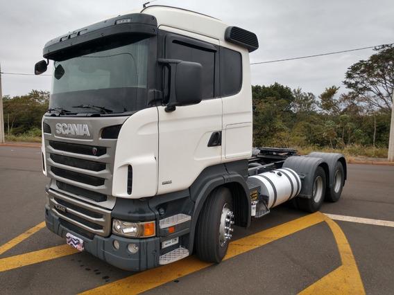 Scania R 440 6x4 Suspensao A Ar Impecavel
