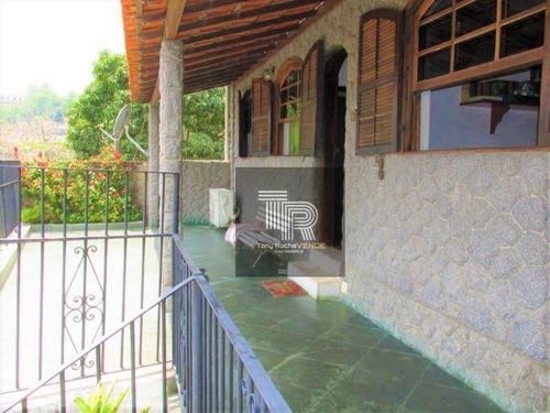 Imagem 1 de 18 de Gigantesca Casa 3 Quartos, Com Suíte E Anexo - Tenente Jardim - Ca0060