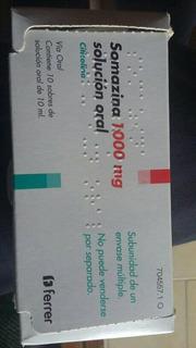 Somazina 1000 Mg X 5 Ampollas en Mercado Libre Venezuela