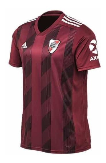 Camiseta River Plate Suplente Marron Torino 2019 Alternativa