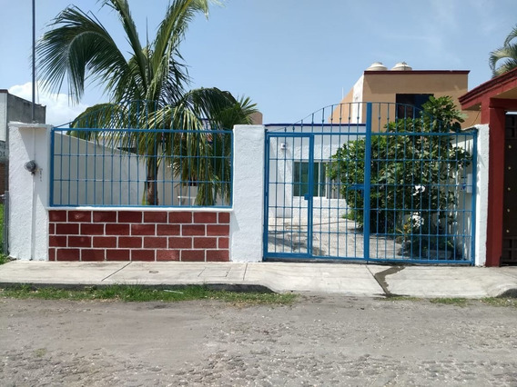 Renta Casa Sola En Exhacienda El Centenario En Casasano Morelos