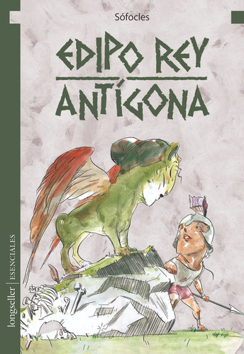 Edipo Rey / Antigona - Esenciales -  Longseller
