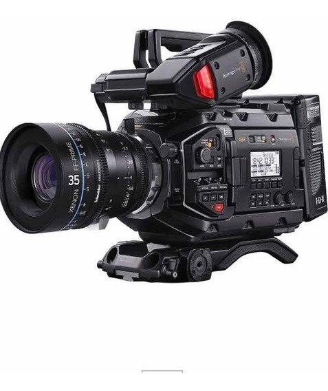 Blackmagic Design Ursa Pro 4.6k G2 Digital Cinema Camera