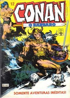 Hq 12 Do Conan O Barbaro