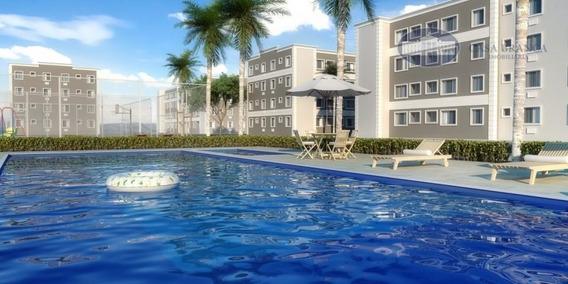 Apartamento Residencial À Venda, Umuarama, Araçatuba. - Ap0219