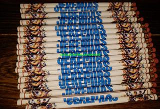 Fortnite 10 Lapices Lapiz Personaliz Cumple Bolsita Souvenir