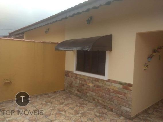 Casa Com Dois Dormitórios A 400 Metros Da Praia No Bairro Jequitiba - Ca00210 - 33729682