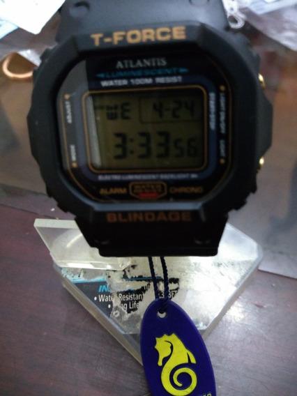 Relogio Atlantis Digital Tipo G Schock