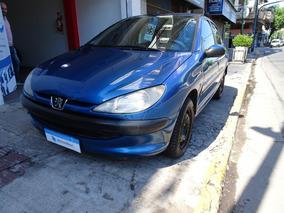 Peugeot 206 2003 1.6 Xr Premium Financio Tomo Usado