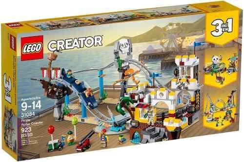 Lego 31084 Creator Montanha Russa De Piratas