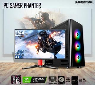 Computadora Completa Gamer Intel Core I5 9600k Gtx 1660