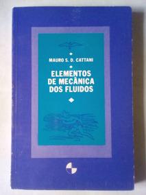 Elementos De Mecanica Dos Fluidos