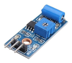 Sensor De Vibração Sw-420 Tilt Arduino Raspberry Pi Pic