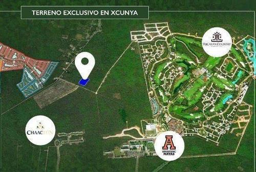 Imagen 1 de 2 de Terreno En Xcunya Cerca De Yucatan Country Club