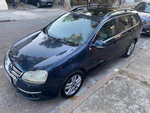 Volkswagen Vento Variant 2.5 At 170cv 2009
