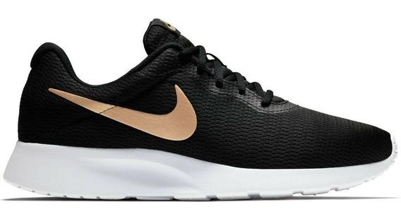 Nike Tanjun Black/metallic Gold 2019