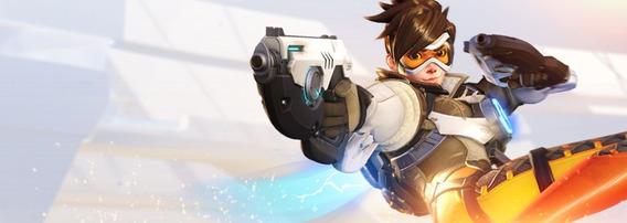 Overwatch Pc Key Blizzard Original - Promoção Limitada