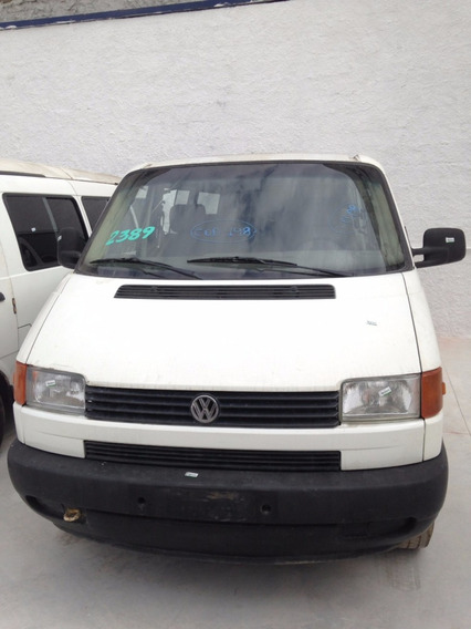 Sucata Eurovan 1998/99 Motor Bom Para Peças