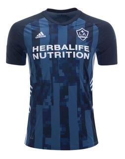 Camisa La Galaxy Azul 2020 Nova Pronta Entrega