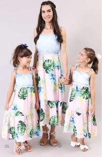 Vestido Floral Bambollina