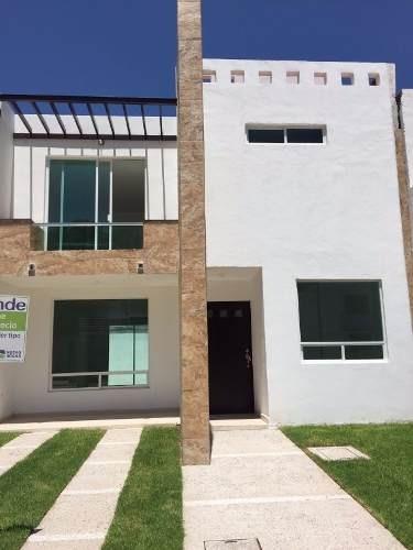Casa Nueva En Venta En Fraccionamiento Bosques De San Juan