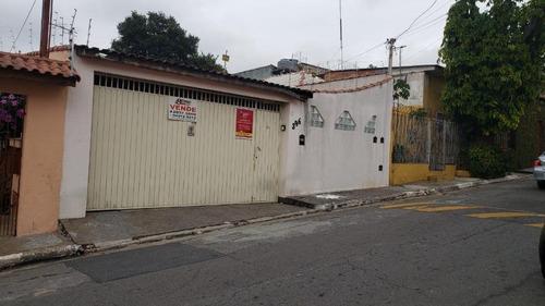 Imagem 1 de 14 de Casa Para Venda Por R$520.000,00 Com 300m², 3 Dormitórios, 1 Suite E 4 Vagas - Vila Giordano, São Paulo / Sp - Bdi35723